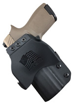 Sig Sauer P320 C Paddle Holster by SDH Swift Draw Holsters