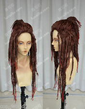 Anime DRAMAtical Murder / Minke /Long Dreadlocks / Cosplay Halloween Wig