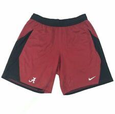Colosseum Alabama Crimson Tide Crimson Synthetic Ciao Training Shorts