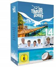 Das Traumschiff Box 14 Mit dem neuen Kapitän Florian Silbereisen 4 DVDs NEU OVP