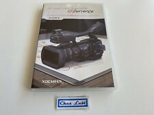 A Complete Guide To The Sony PMW-EX1 Camcorder - DVD - EN/FR/SPA/ITA/GER
