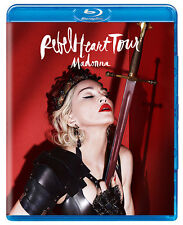 Madonna Rebel Heart Tour Live Blu-ray