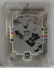2005-2006 THE CUP SIDNEY CROSBY RC CARD 1/1 - ROOKIE MASTERPIECE - # 193