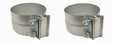 "5"" Preformed Aluminized Exhaust Band Clamps"