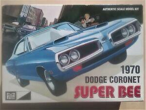 1/25 MPC (AMT) 1970 Dodge Coronet Super Bee