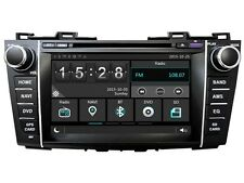 Car DVD Headunit Radio for Mazda 5 2010-2013 GPS Navi Wifi 3G Bluetooth Igo Map