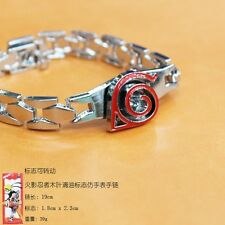Cosplay Naruto Anime Metall armband Surferarmband Armkette L.19.5cm Neu