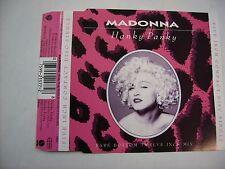 MADONNA - HANKY PANKY - CD SINGLE GERMANY 3 TRACKS