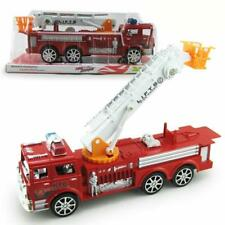Fire Truck Toy Toys Model Kids Car Rescue Baby Vehicle Gift Educational Boys 1pc