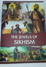 Sikh Kids Stories The Jewels of Sikhisim book in English