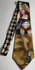 Tabasco Basketball Player Necktie Sports Neck Tie
