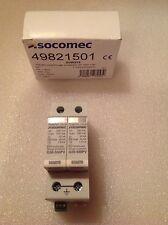 SOCOMEC SURGE SURGYS PROTECTOR 2-POLE G50-500PV 500dc 40kA