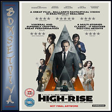HIGH RISE - Tom Hiddleston & Jeremy Irons  *BRAND NEW DVD**