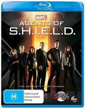 Marvel's Agents Of S.H.I.E.L.D (Blu-ray, 2014, 5-Disc Set)