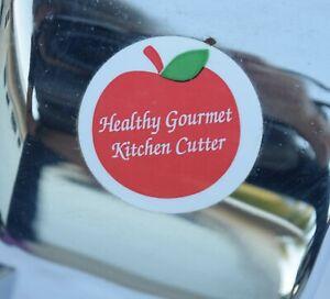 HEALTHY GOURMET KITCHEN CUTTER