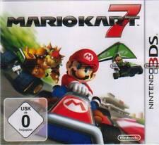 Nintendo 3ds Mario Kart 7 * tedesco * OVP NUOVISSIMA