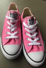 Converse All Star Pink Youth 3