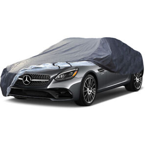 HEAVY DUTY FULLY WATERPROOF PREMIUM WINTER CAR COVER FOR MERCEDES BENZ SLK
