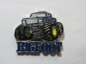 Big Foot Monster Truck Pin