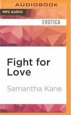 Brothers in Arms: Fight for Love by Samantha Kane (2016, MP3 CD, Unabridged)