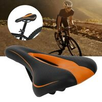 Mountain Road Bike Saddle Soft Lightweight Comfortable Seat Bicycle Accessory