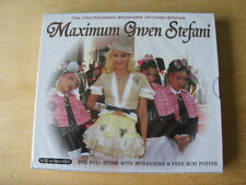 CD - Gwen Stefani - MAXIMUM     *NEW , SEALED**FREE P&P*