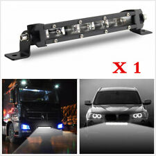 Universal 1Pcs Car SUV Offroad 8inch 60W LED Spot Work Light Bar Driving Lamp