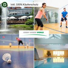 Teutoburger Wald 3 Tage Halle Gerry Weber Sportpark Hotel Reise-Gutschein