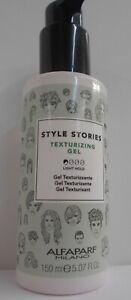 ALFAPARF Style Stories TEXTURIZING GEL Light Hold ~ 5.07 fl. oz. Bottle!!