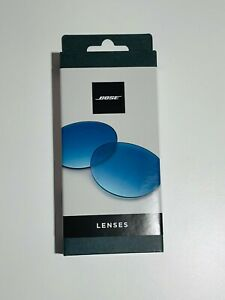 Replacement Bose Lenses Blue Gradient Rondo Glasses Style
