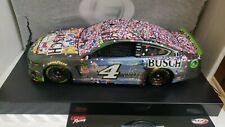 2019 KEVIN HARVICK #4 BUSCH BEER DUCKS UNLIMITED TEXAS RACE WIN 1/24TH DIECAST