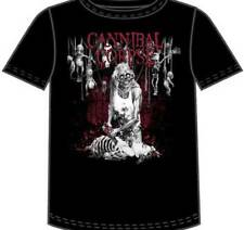 CANNIBAL CORPSE - BUTCHER Zombie - T-shirt - Size XL Extra Large - DEATH METAL
