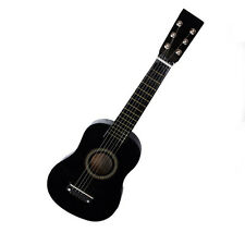 Childrens wooden Acoustic Guitar 6 string mini guitar kids music Instruments