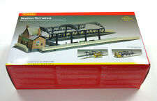 R8009 Hornby 00 Gauge Model Railway Terminus Station Building Kit New & Boxed