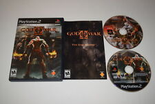 God of War II Sony Playstation 2 PS2 Video Game Complete