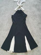 Diane Von Furstenberg Pleated Dress, Size 8