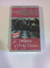 THE SECRETS - SUCCESSES - CINTA TAPE CASSETTE K7 NEW AND SEALED GERMAN EDITION