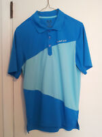 Mens-Oakley-Size-S-M-Golf-Polo-Shirt-Multi-Colors-Styles-Short-Sleeves-Polyester