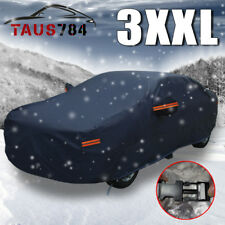 Full Car Cover Waterproof Rain UV Dust Resistant  All Weather Protection US