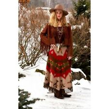 Tasha Polizzi Cheyenne Tipi Wine Skirts!!! NWT!!!