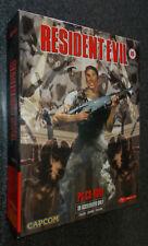 RESIDENT EVIL-UK PC CD-ROM GAME 1997-RARE BIG BOX-ALMOST MINT