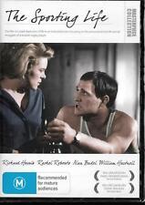 THE SPORTING LIFE - RICHARD HARRIS - NEW REGION 4 DVD FREE LOCAL POST
