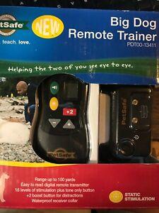 PetSafe Big Dog Remote Trainer - PDT00-13411 NEW / SEALED