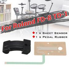 Sheet Sensor Actuator For Roland Drum FD-8 TD-1 Hi Hat Pedal Rubber Part