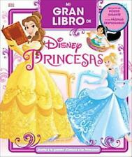 MI GRAN LIBRO DE DISNEY PRINCESAS / THE AMAZING BOOK OF DISNEY PRINCESS - ROSE,