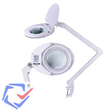 Lampe avec loupe 5 dioptries image agrandie Le flux lumineux 1100lm T4 22W
