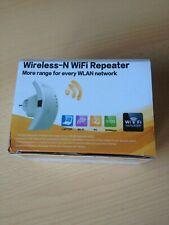 Mini Router Inalámbrico N Wifi Repetidor, Range Extender & de señal Booster 300 Mbps