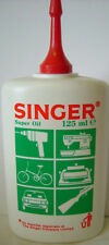 Genuine Singer Sewing Machine Oil Bottle 125ml Super Fine Quality