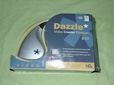 DAZZLE VIDEO CREATOR PLATINUM TRANSFER VIDEOS FROM TAPE TO DVD