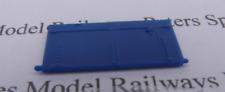 Hornby S6956 Container Door Left Hand - Dark Blue